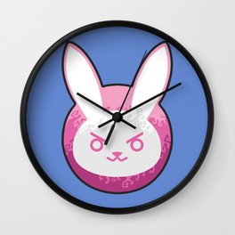 Love D.Va Wall Clock
