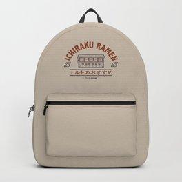 Ichiraku Ramen Japanese Backpack