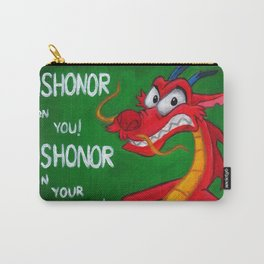 Dishonor On Your Whole Family! Carry-All Pouch