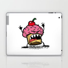 Cupcake Monster Laptop & iPad Skin