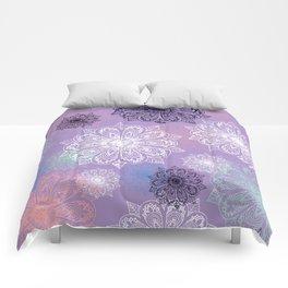 Spring Mandala Comforters