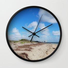 Look Right Wall Clock