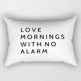 Bedroom decor Rectangular Pillow