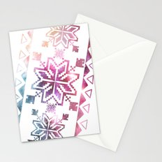 Neo-Ro Pattern Stationery Cards
