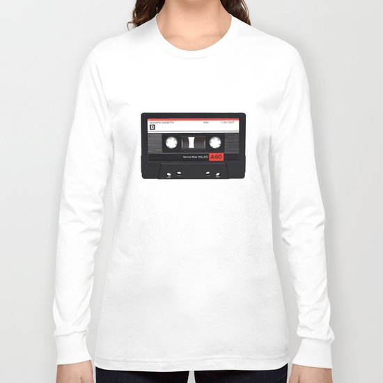 Old School Tape Long Sleeve T-shirt