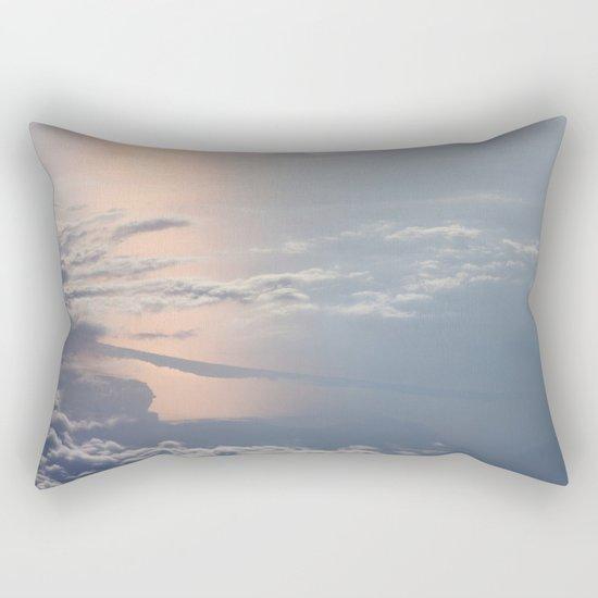 Walking On Air Rectangular Pillow