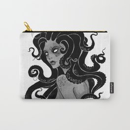 Inktober Tentacles Carry-All Pouch