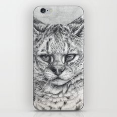 Serval G005 iPhone & iPod Skin