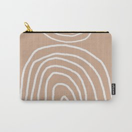 Abstract Rainbow, Carry-All Pouch