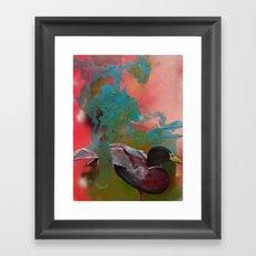 Timeless Keeper-Macrocosm Framed Art Print