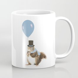 party squirrel Coffee Mug