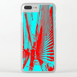 The Alley II Clear iPhone Case