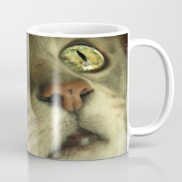 In His Eyes Coffee Mug