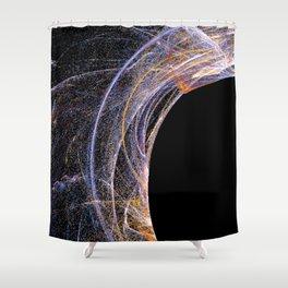 Bakasana Shower Curtain