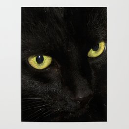 Yellow Eyes Poster