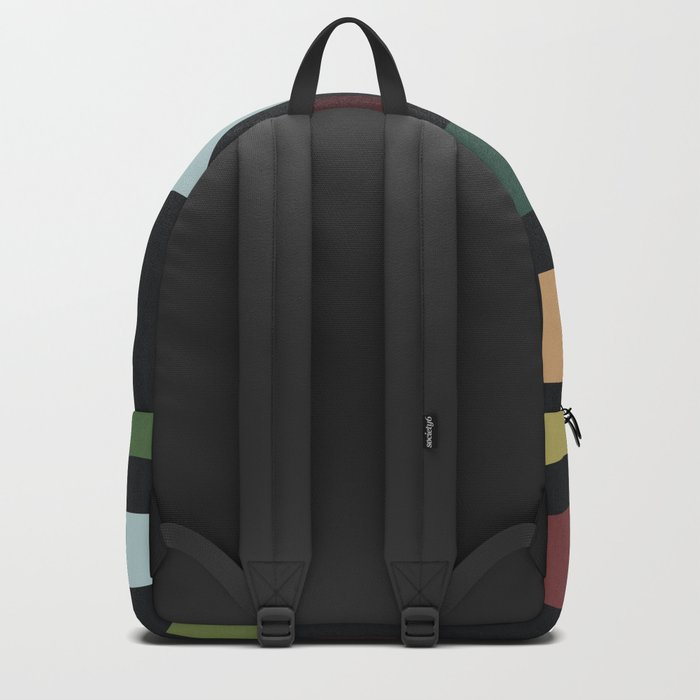 The Pattern Gets Worse III Backpack