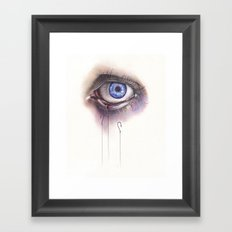You Caught My Eye Framed Art Print