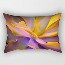 Dreaming in Agave Rectangular Pillow
