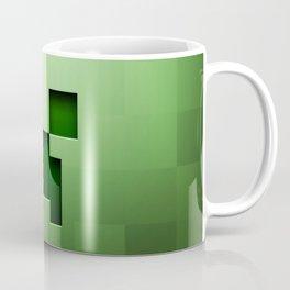 Mine craft face Coffee Mug