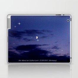 Mond am Südhorizomt. Laptop & iPad Skin