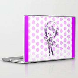Chibi Momo Laptop & iPad Skin