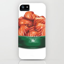 Fish in a Bowl 碗中之魚 iPhone Case