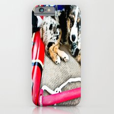 Wake Boarding Pup Slim Case iPhone 6s