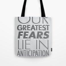 Anticipation Tote Bag