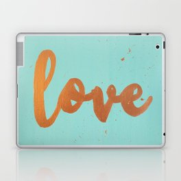 Acrylic 5 - Love! Laptop & iPad Skin