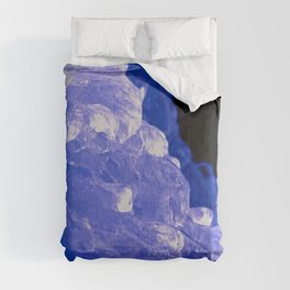 Purple Ice Comforters