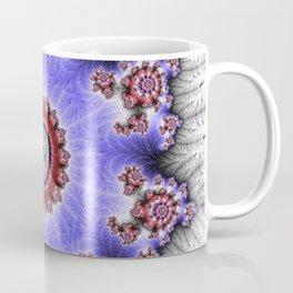 Fractal Hourglass Coffee Mug
