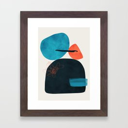 Auri Framed Art Print