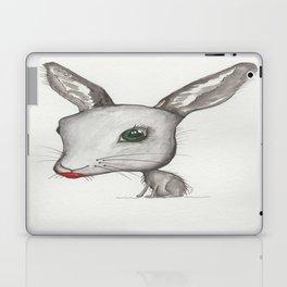 NORDIC ANIMAL - HAZEL HARE / / ORIGINAL DANISH DESIGN bykazandholly  Laptop & iPad Skin