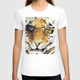 Piratentiger T-shirt