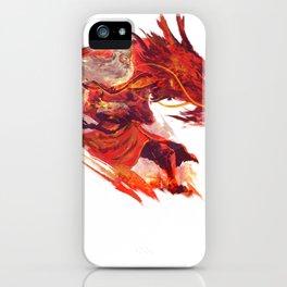 Avatar Roku  iPhone Case