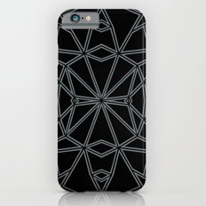 Ab Star Black and Grey iPhone 6s Slim Case