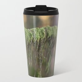 Moss on a branch Travel Mug