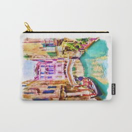 Venice Canal 2 Carry-All Pouch