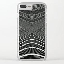 Qpop - Continuum 1 Clear iPhone Case