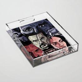 HEAT Acrylic Tray