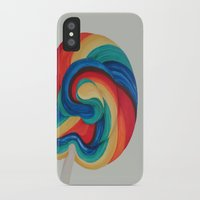 candy iPhone & iPod Cases featuring Candy  by ArtSchool