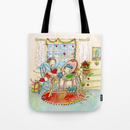 CREATIVE CHRISTMAS 2014 Tote Bag