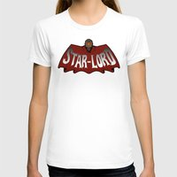 star lord T-shirts featuring Star Lord logo by Buby87