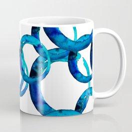 Enso Of Zen No. 20 by Kathy Morton Stanion Coffee Mug