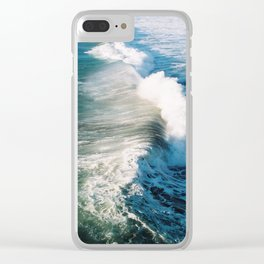 Crash - 35mm film Clear iPhone Case