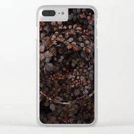 Tranquil Botanics (v.III) Clear iPhone Case