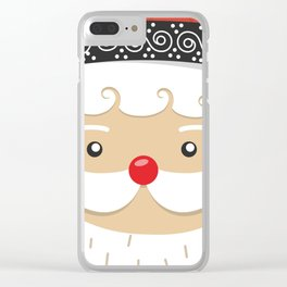 Christmas_20171102_by_JAMFoto Clear iPhone Case