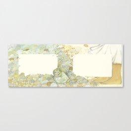Arroz con Leche Canvas Print