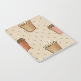 Coffee paper cup Notebook