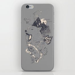 Northern Americana  iPhone Skin